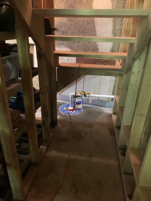 Basement Crack Repair in Everett, WA