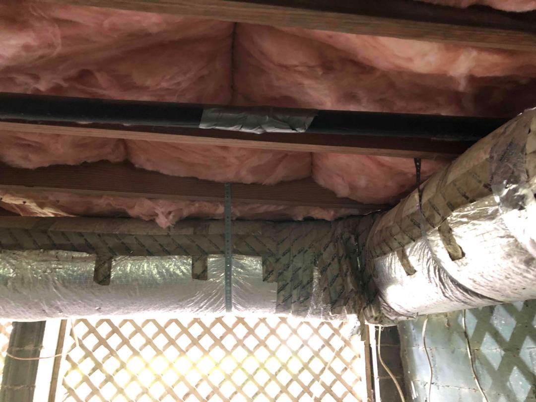 Crawlspace Insulation in Gresham, SC!