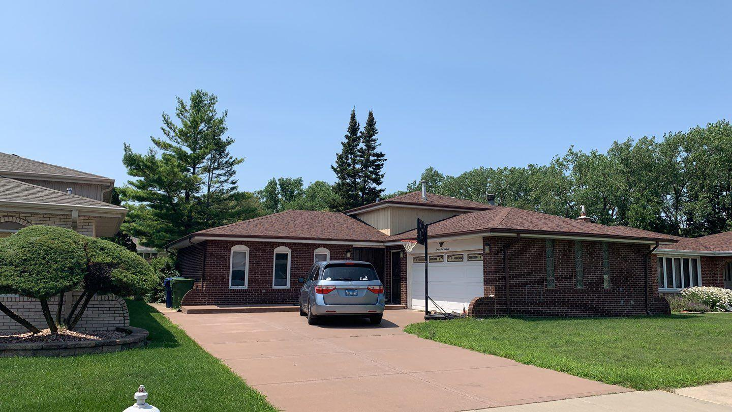 Roof Replacement Malarkey Roof Install In Oak Lawn Il