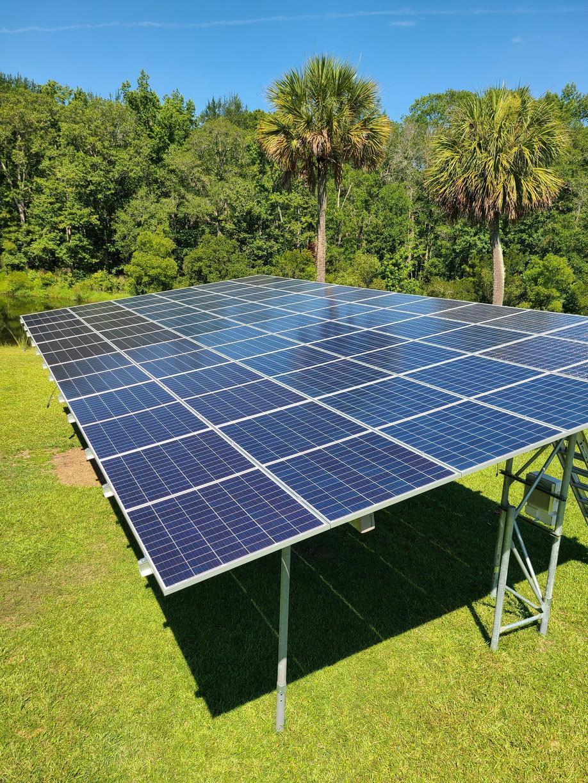 Solar Sun in Ridgeland, SC!