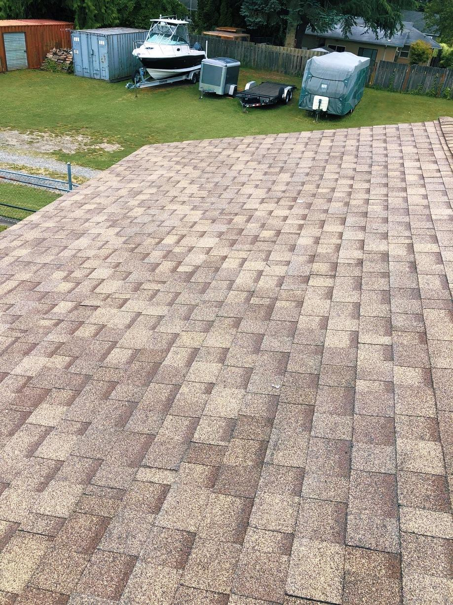 IKO Cambridge Roofing - Roof Install in Tacoma