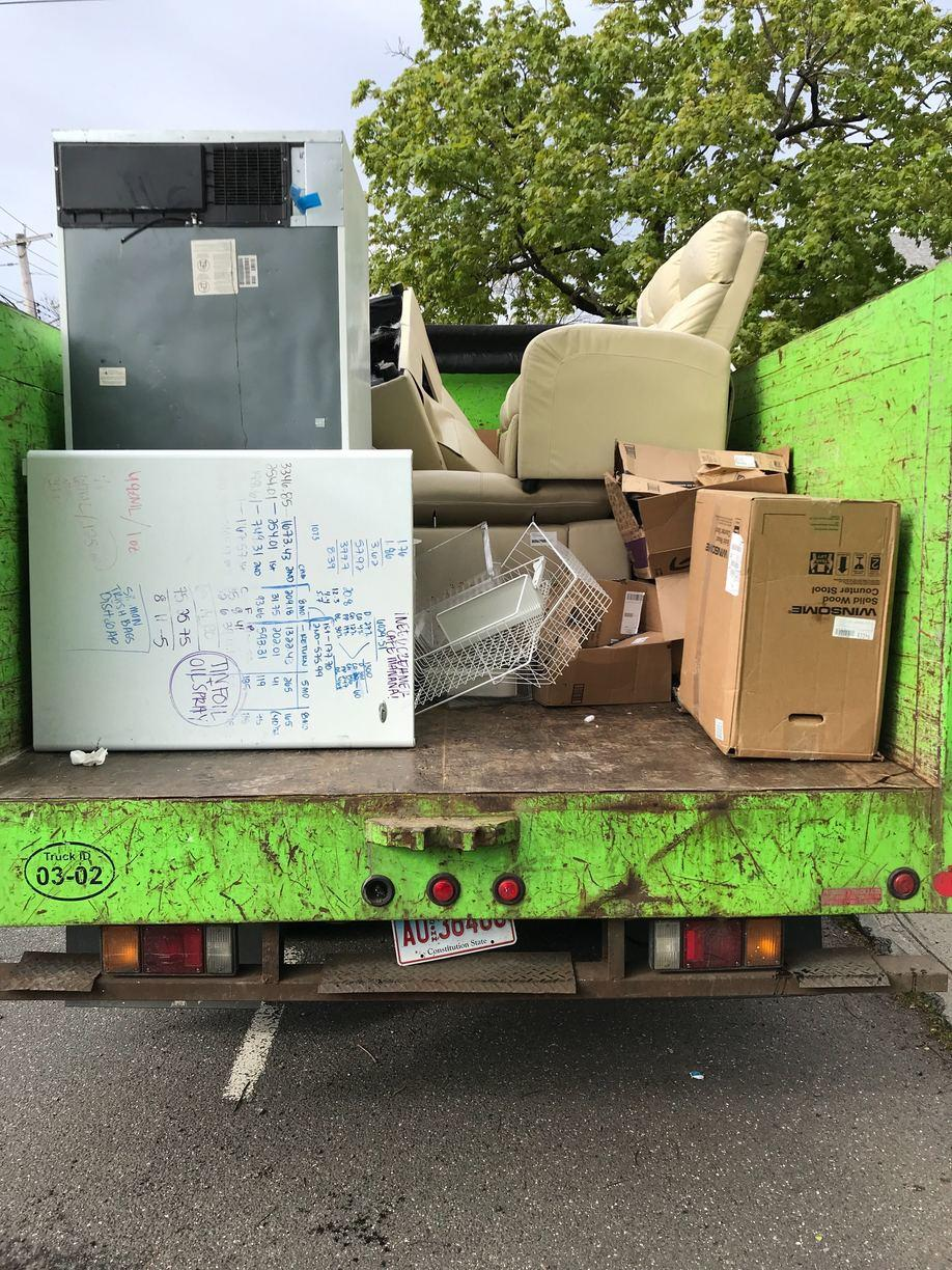Junk Removal in Southington, CT