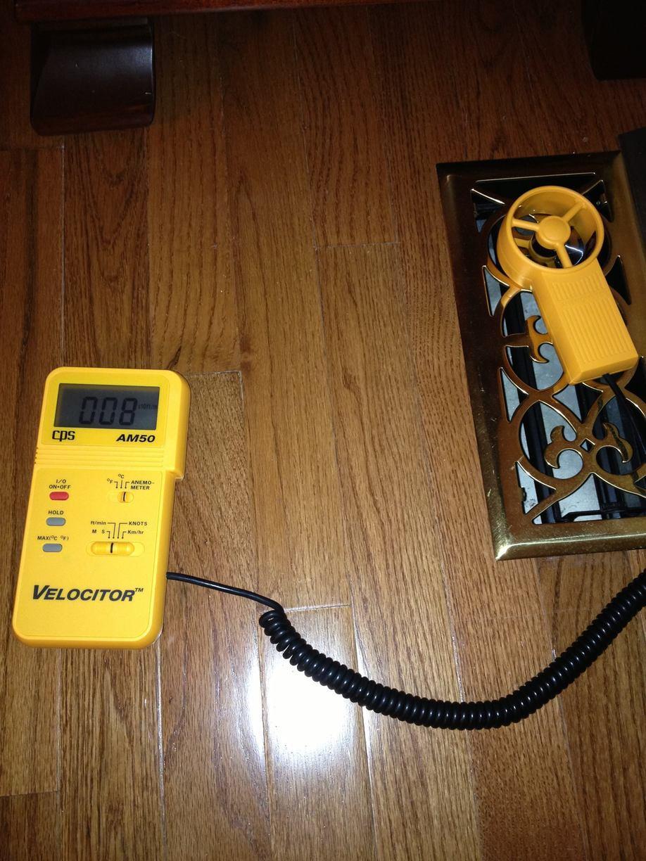Measuring CFM