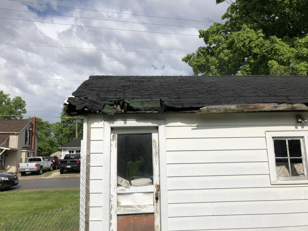 Rotted Roof in Bellefontaine, OH