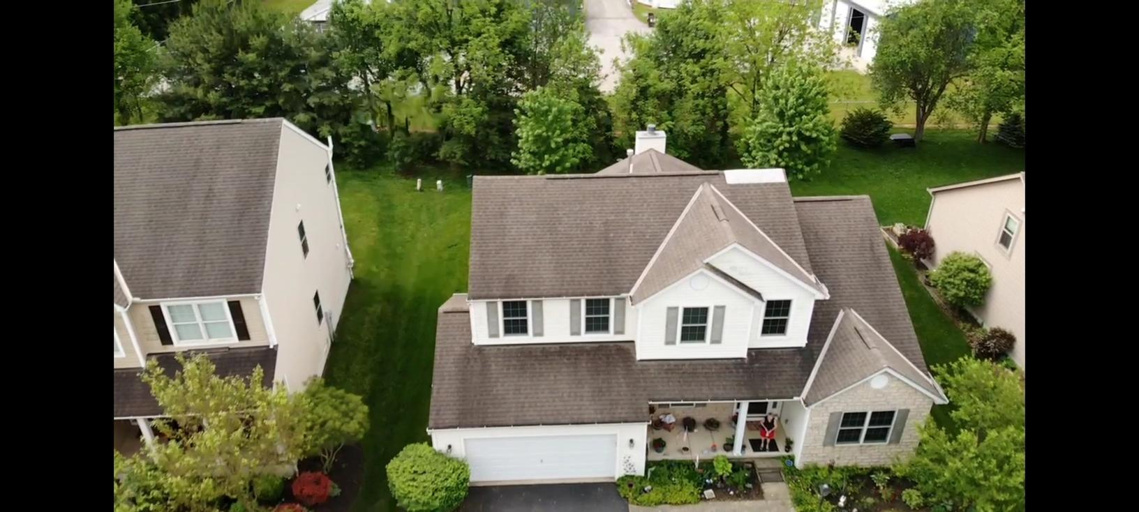 Original Roof in Pickerington, OH