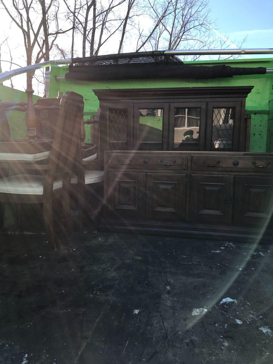 Wooden Furniture Removal in North Haven, CT