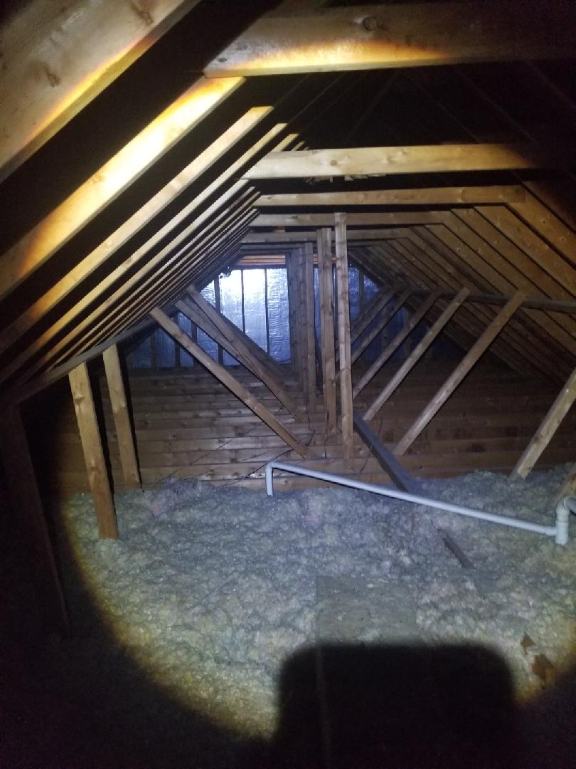 Attic Insulation in Saint George, SC!