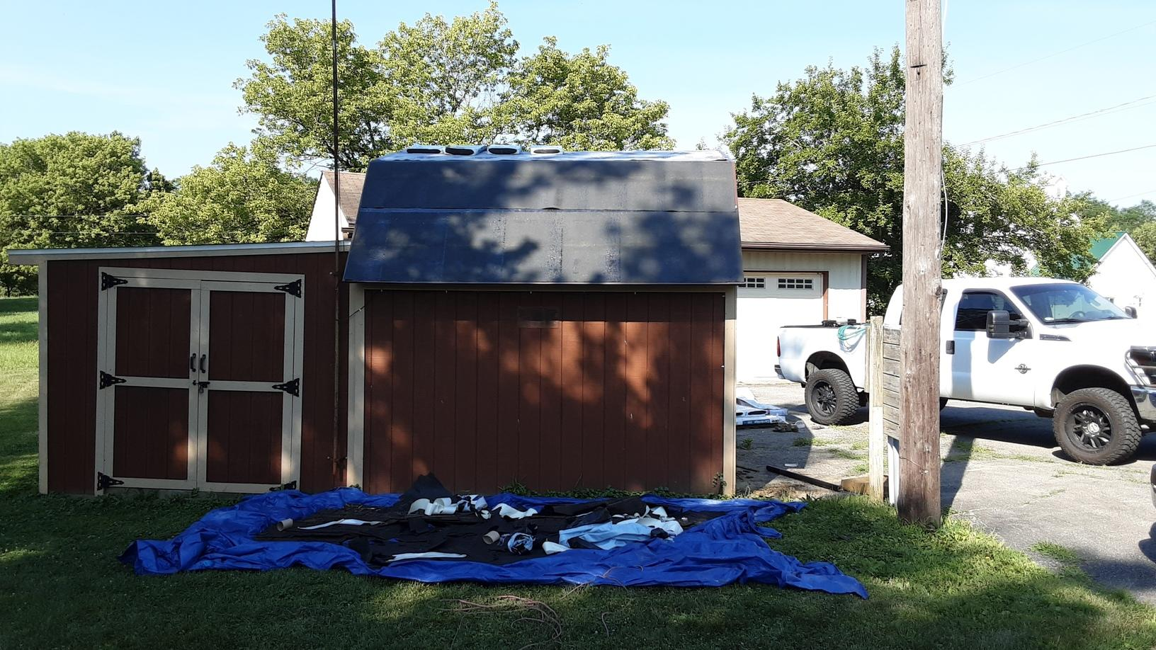 Protective Underlayment Installation in Marengo, OH