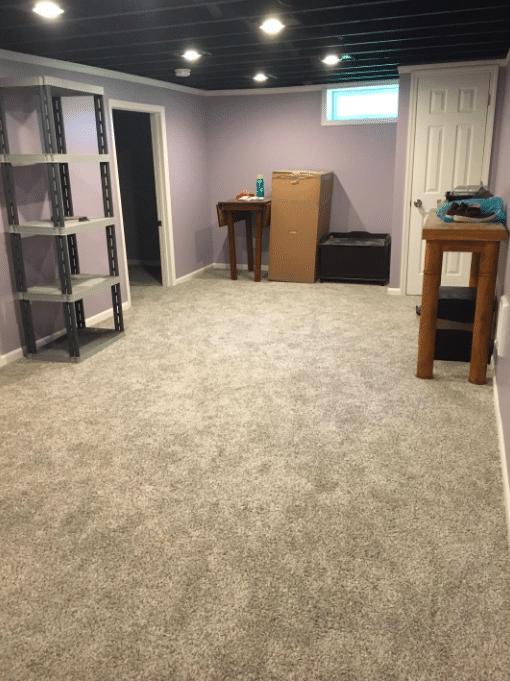Finished Side Room