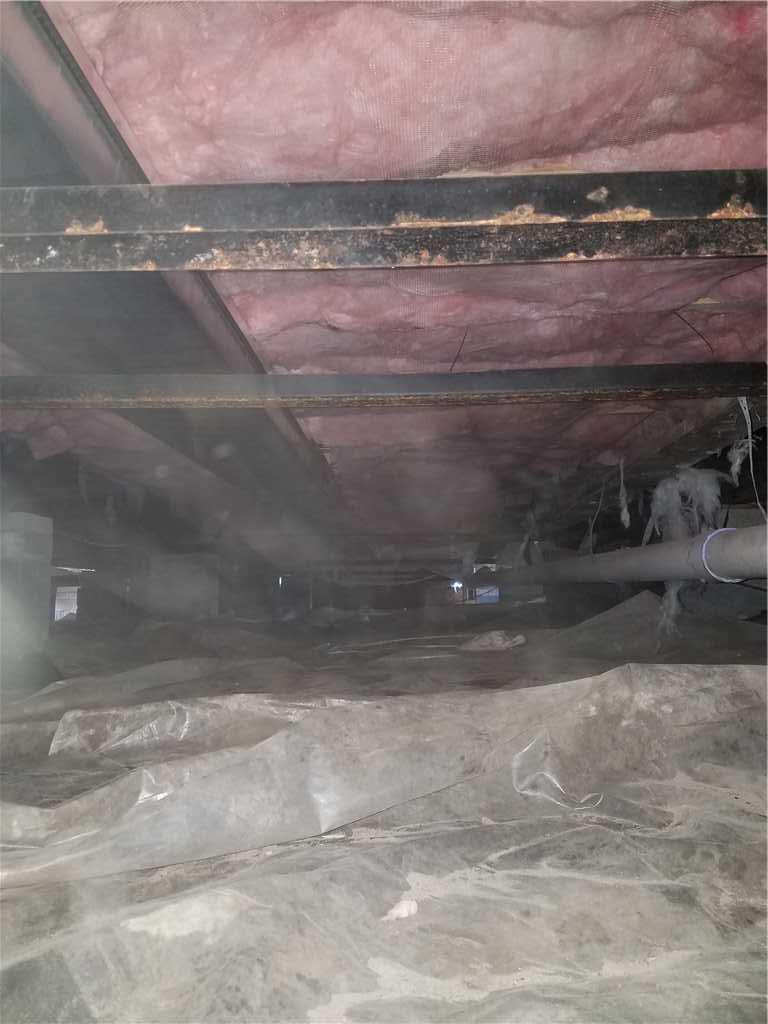 Crawlspace Insulation in Cerro Gordo, NC!