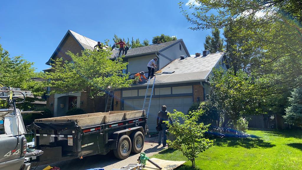 Weatherproofing Roofing in Westerville
