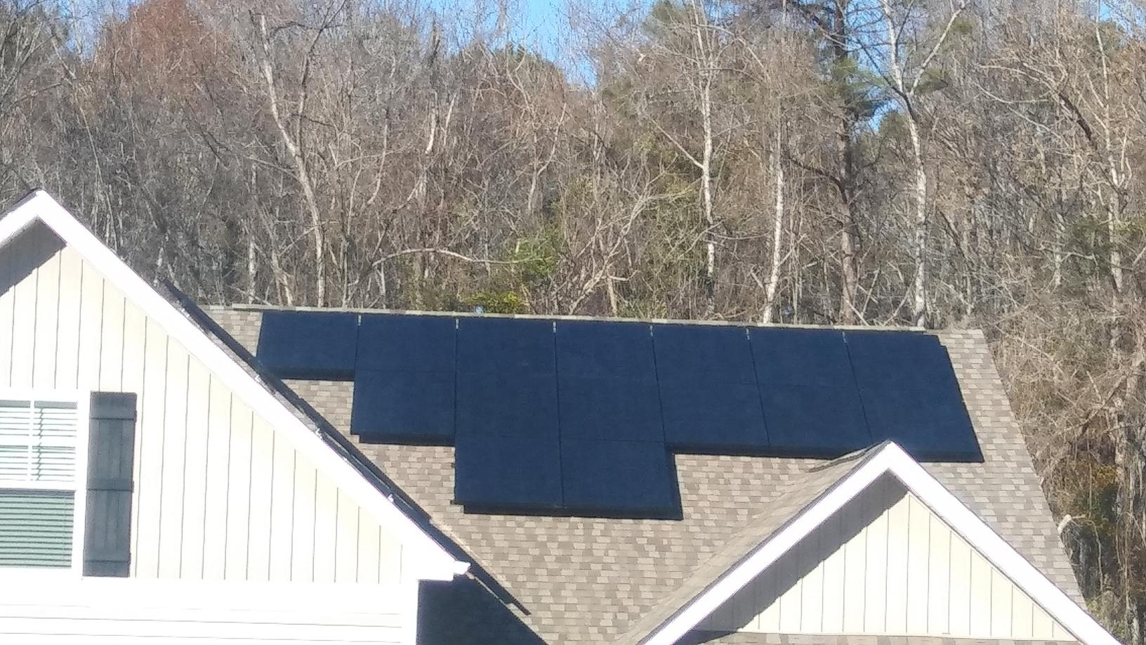 Solar Panels in Holly Hill, SC!