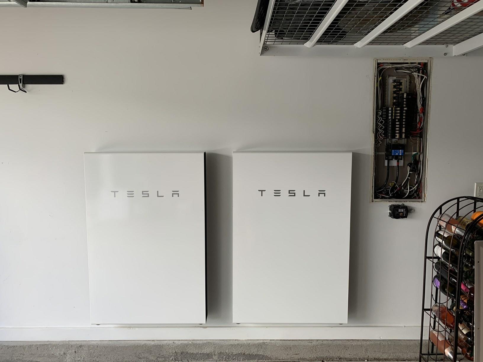 Tesla Powerwall in Myrtle Beach!