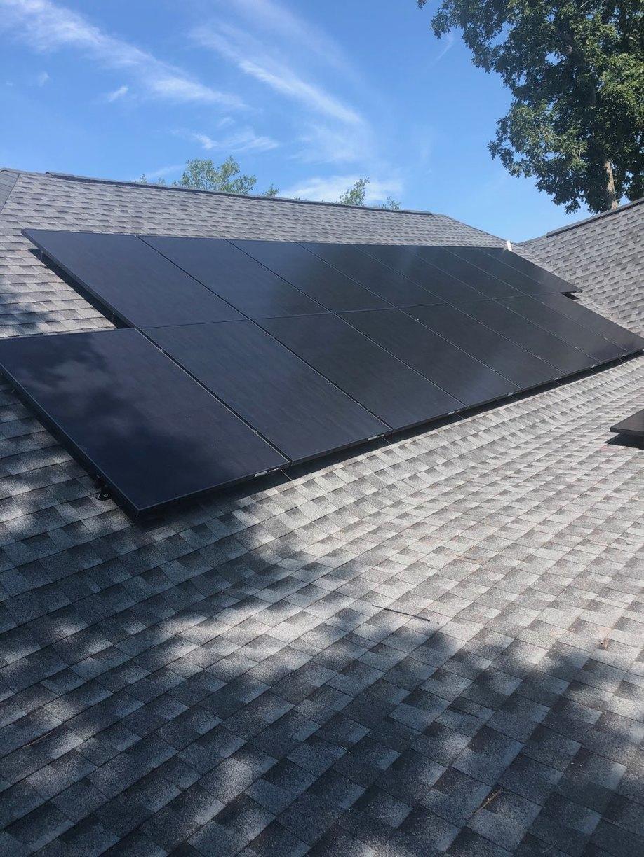 Little River Solar Panels!