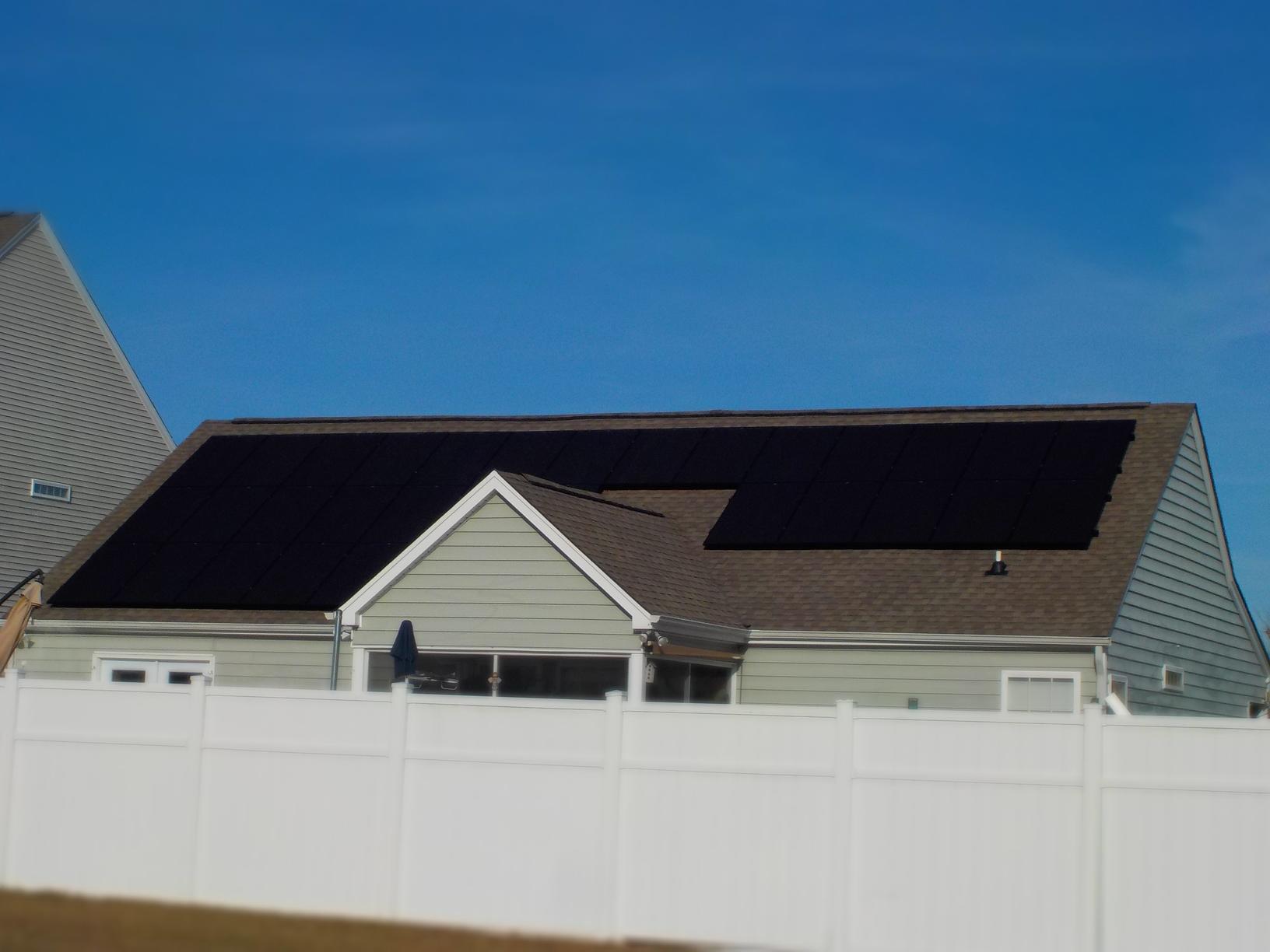 Solar Panel Galore in Myrtle Beach!