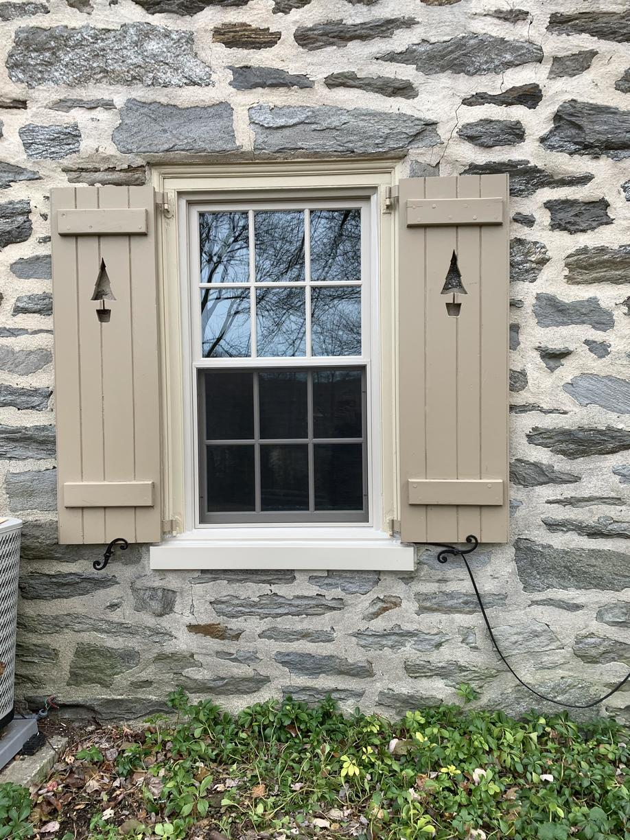 Installing Custom Infinity Windows with Cashmere Exterior