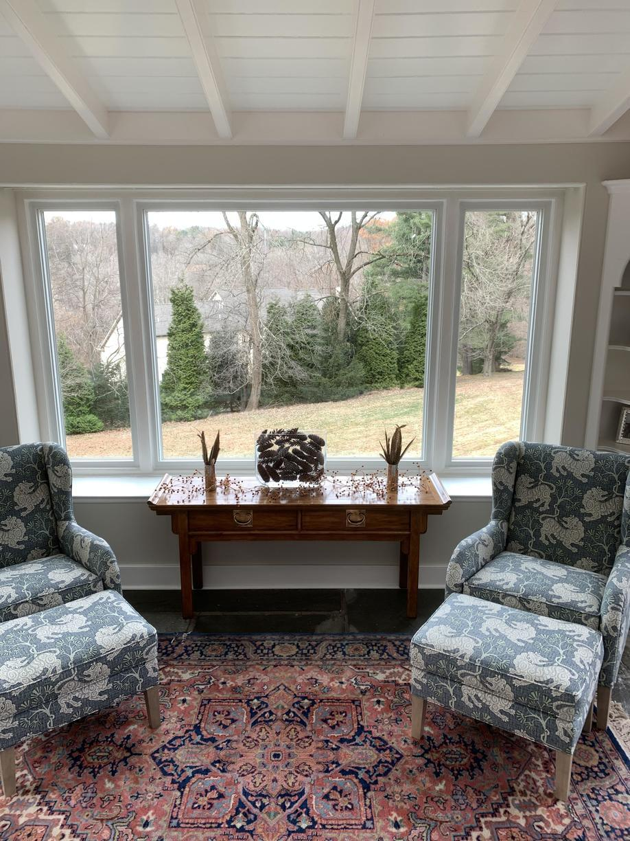 Infinity Windows Letting in Natural Light in PA