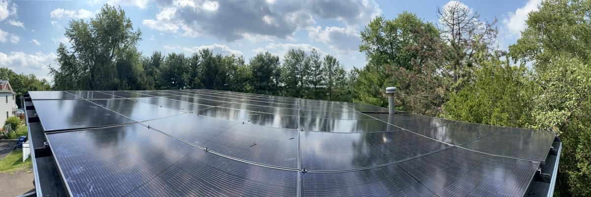 Solar Installation done in Lansdale, PA