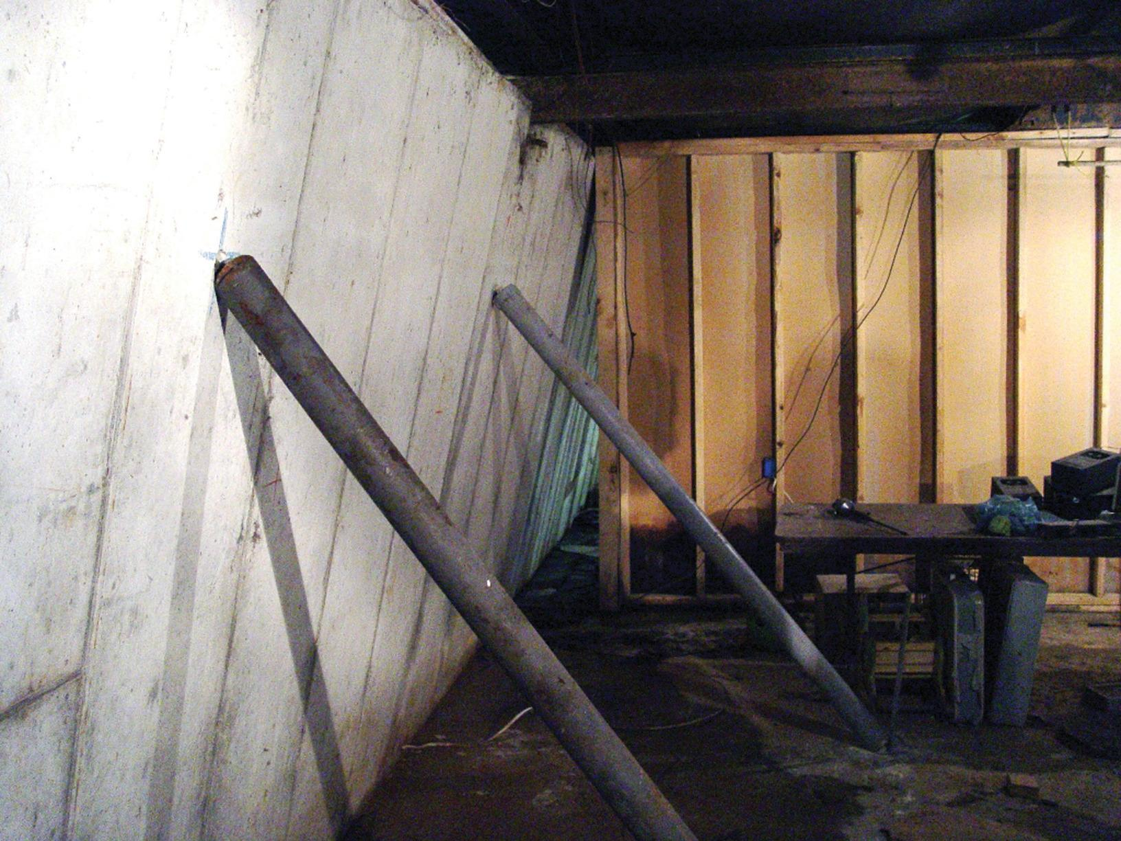 Foundation Repair Solutions - Wall Anchors