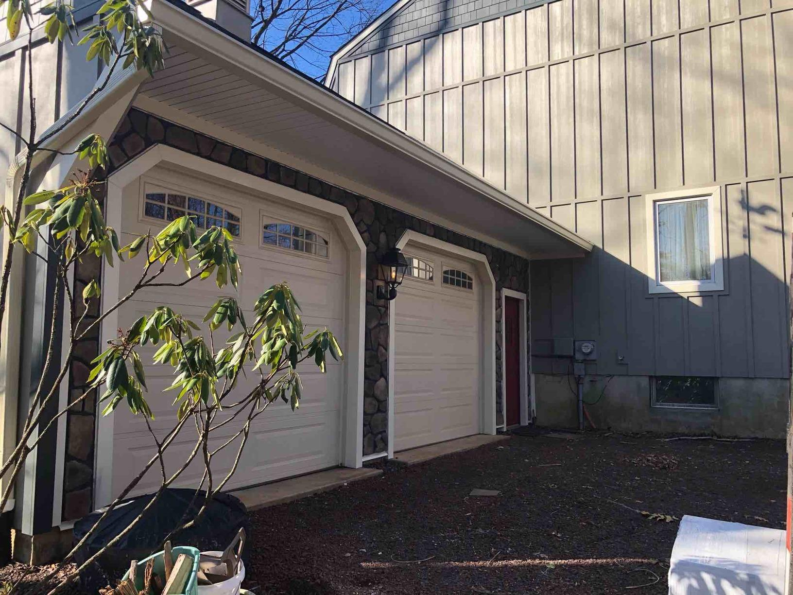 Updating Siding on West Chester, PA Garage
