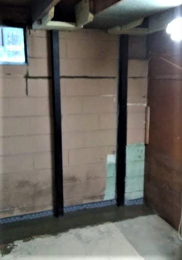 Interior Drainage System Installed in Ferndale, MI