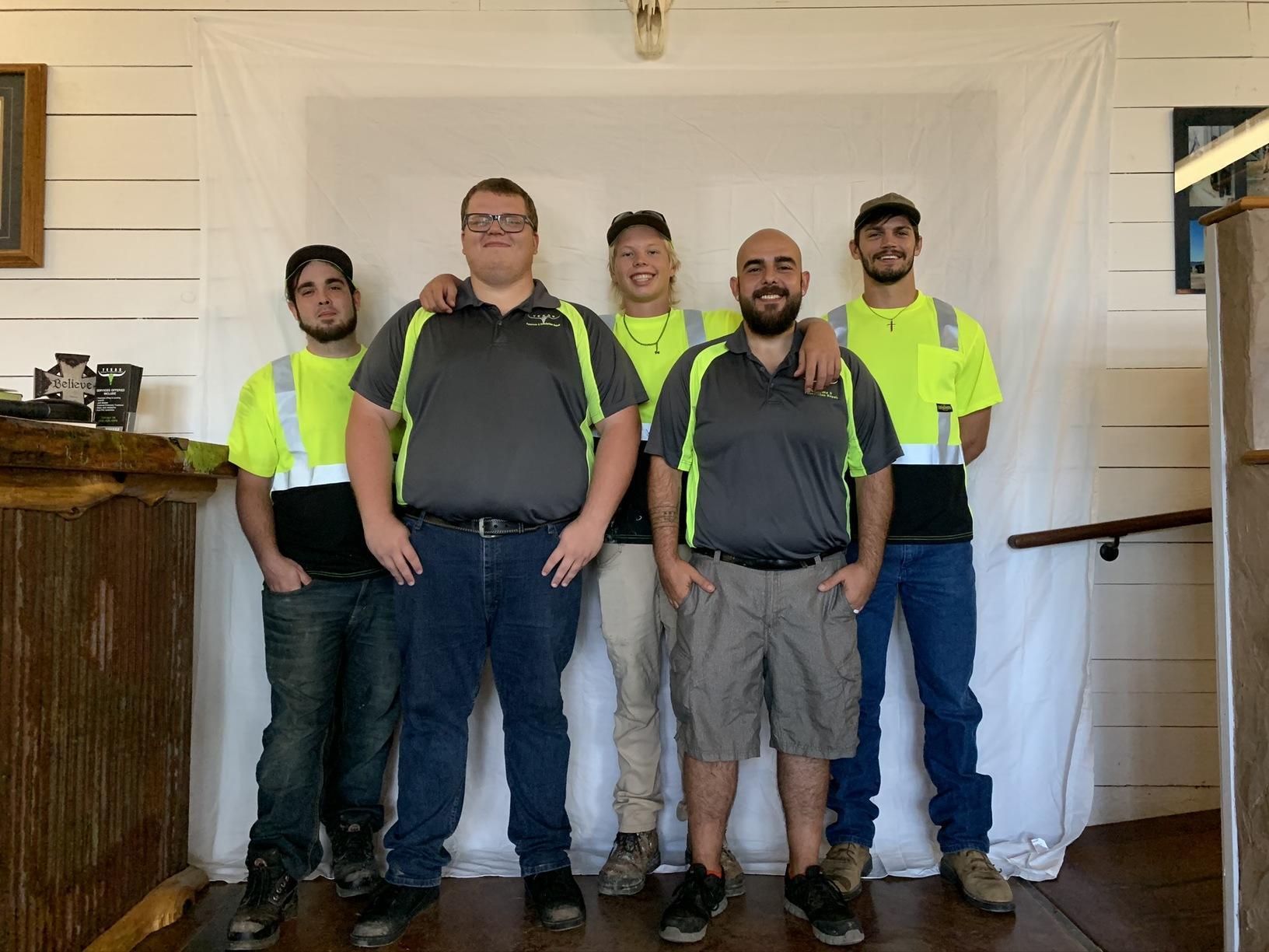 The Men of Texas Concrete & Foundation Repair