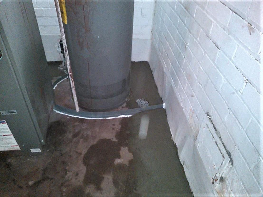 Basement Waterproofed in Detroit, MI