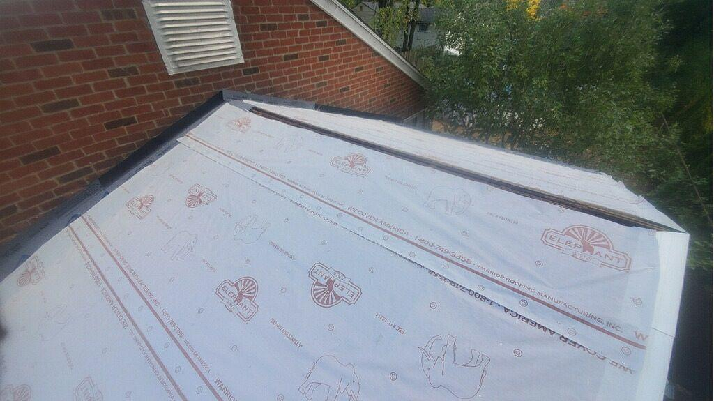 Agawam, MA Roof Water Proofing