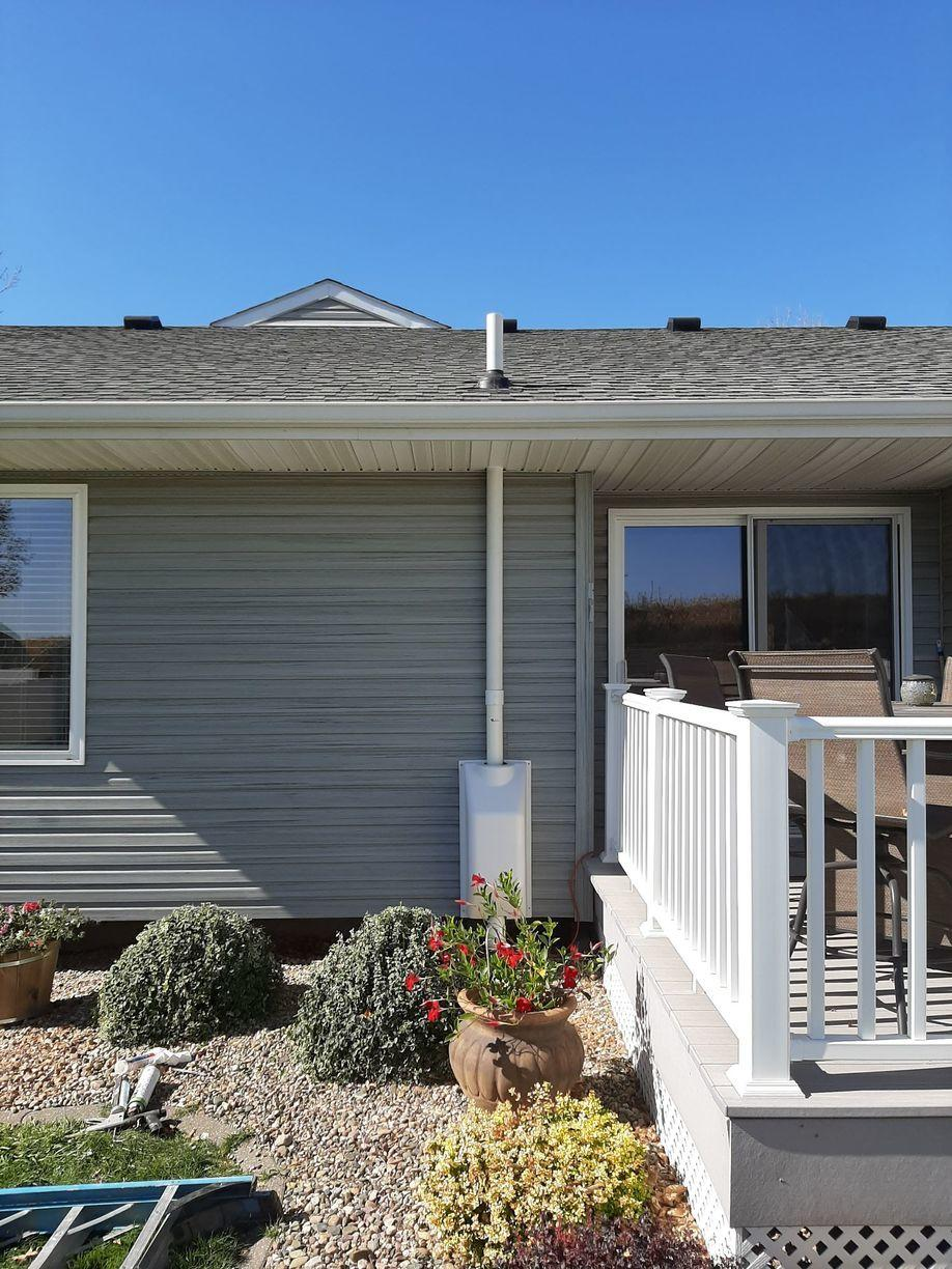 Exterior Aesthetic Package in Lawton, IA