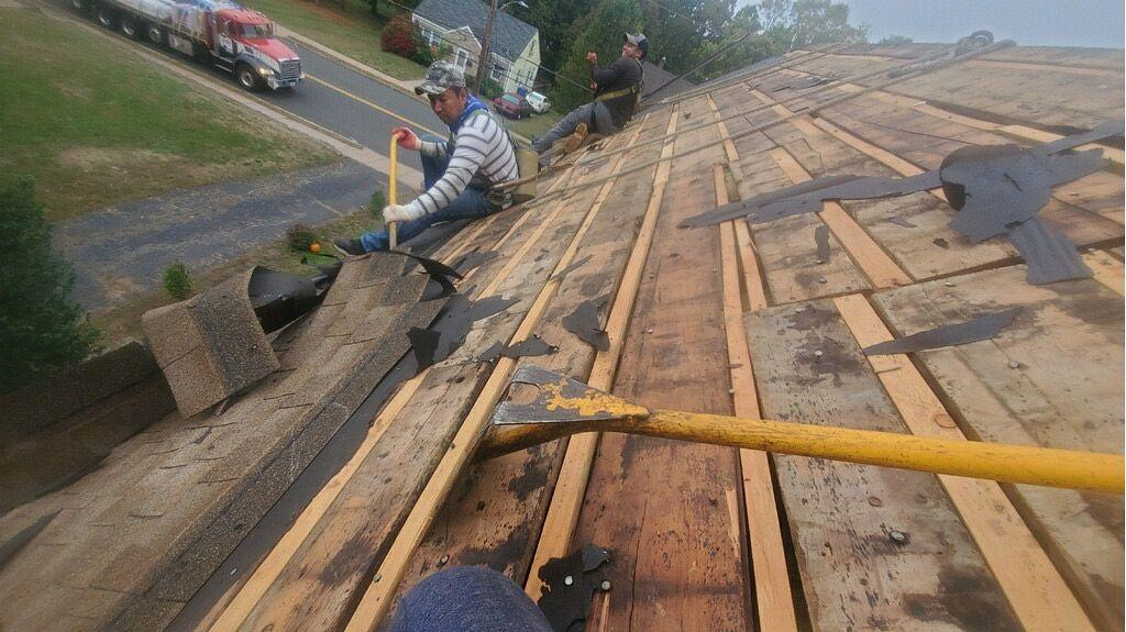 Manchester, CT Roof Removal