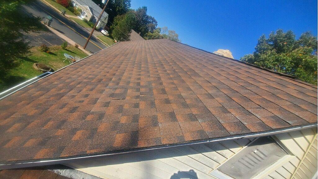 Manchester, CT Roof Replaced