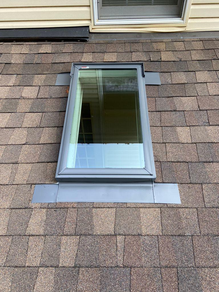 New Sealed Skylight