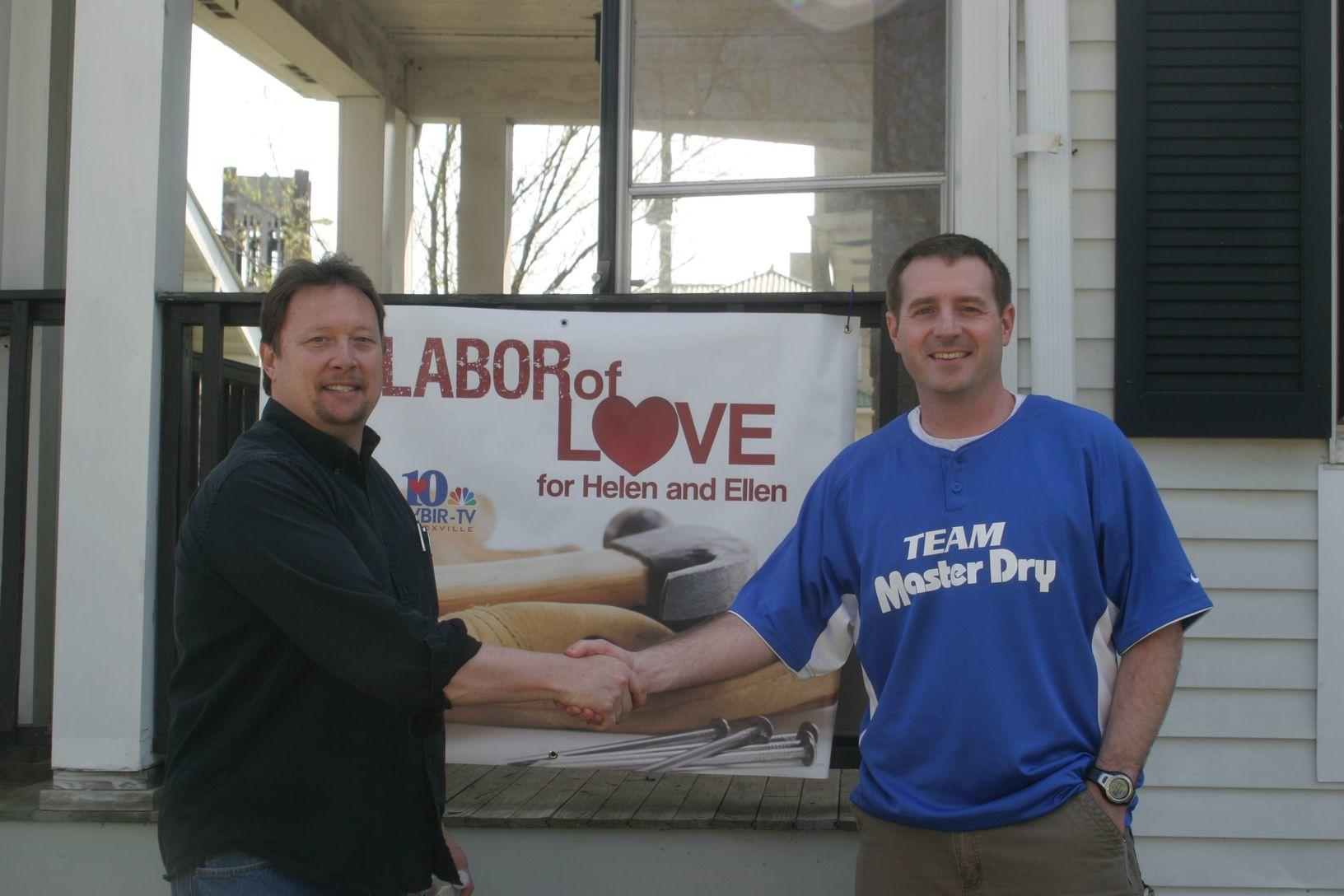 Master Dry Helps Labor of Love Campaign