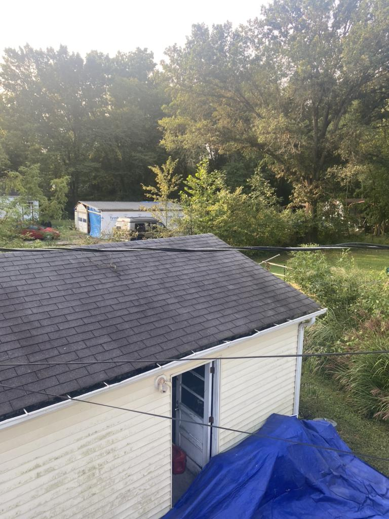 Loveland Garage And Home Receive New Roofs Original Roof