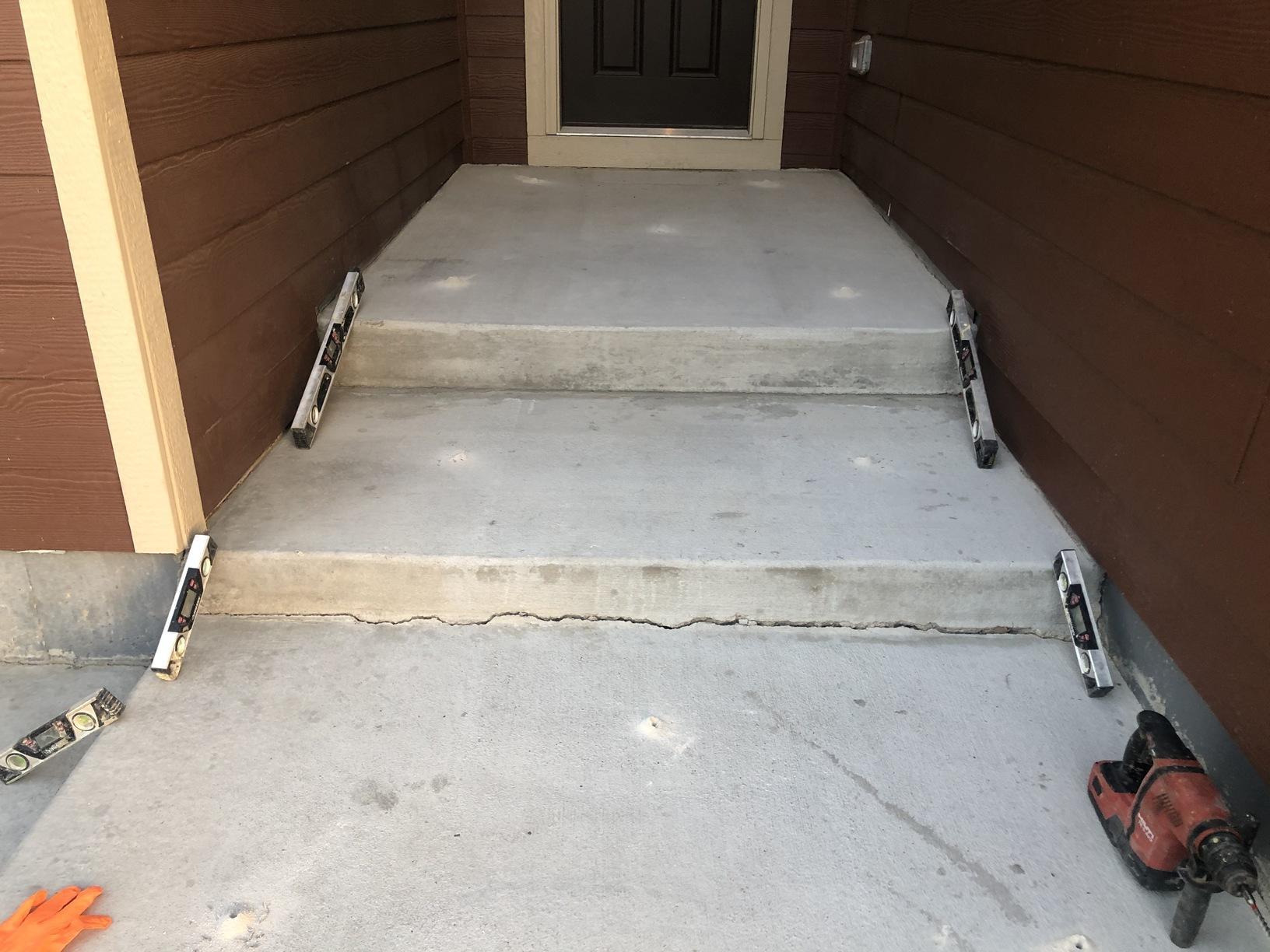 Porch levels