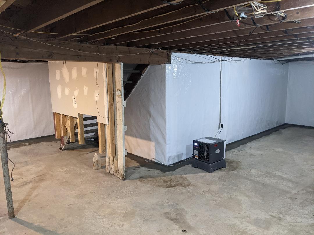 Basement Wateproofing