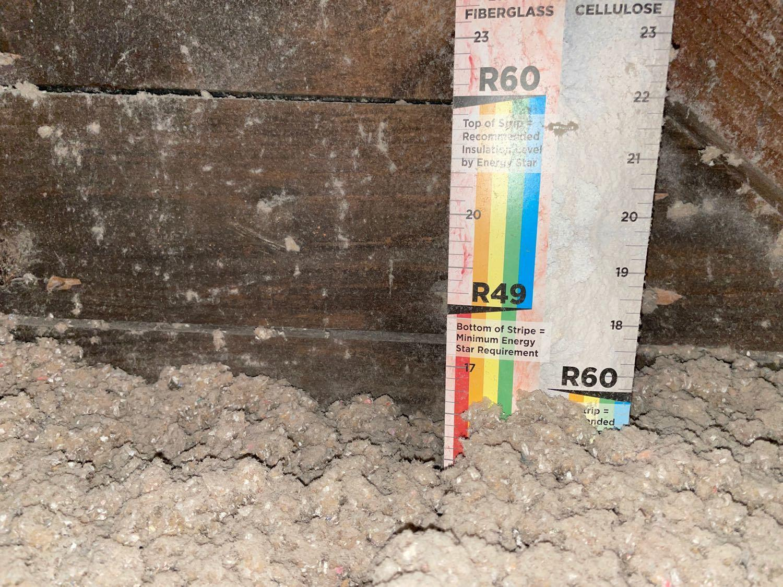 insulation ruler