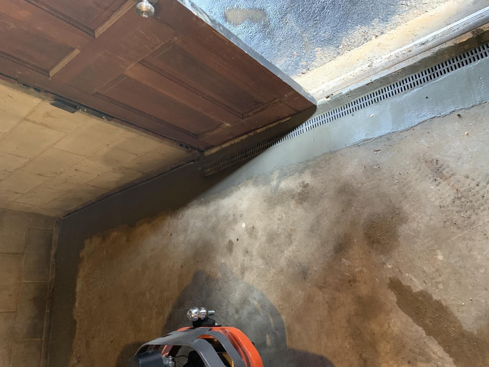 Entry Way Waterproofing