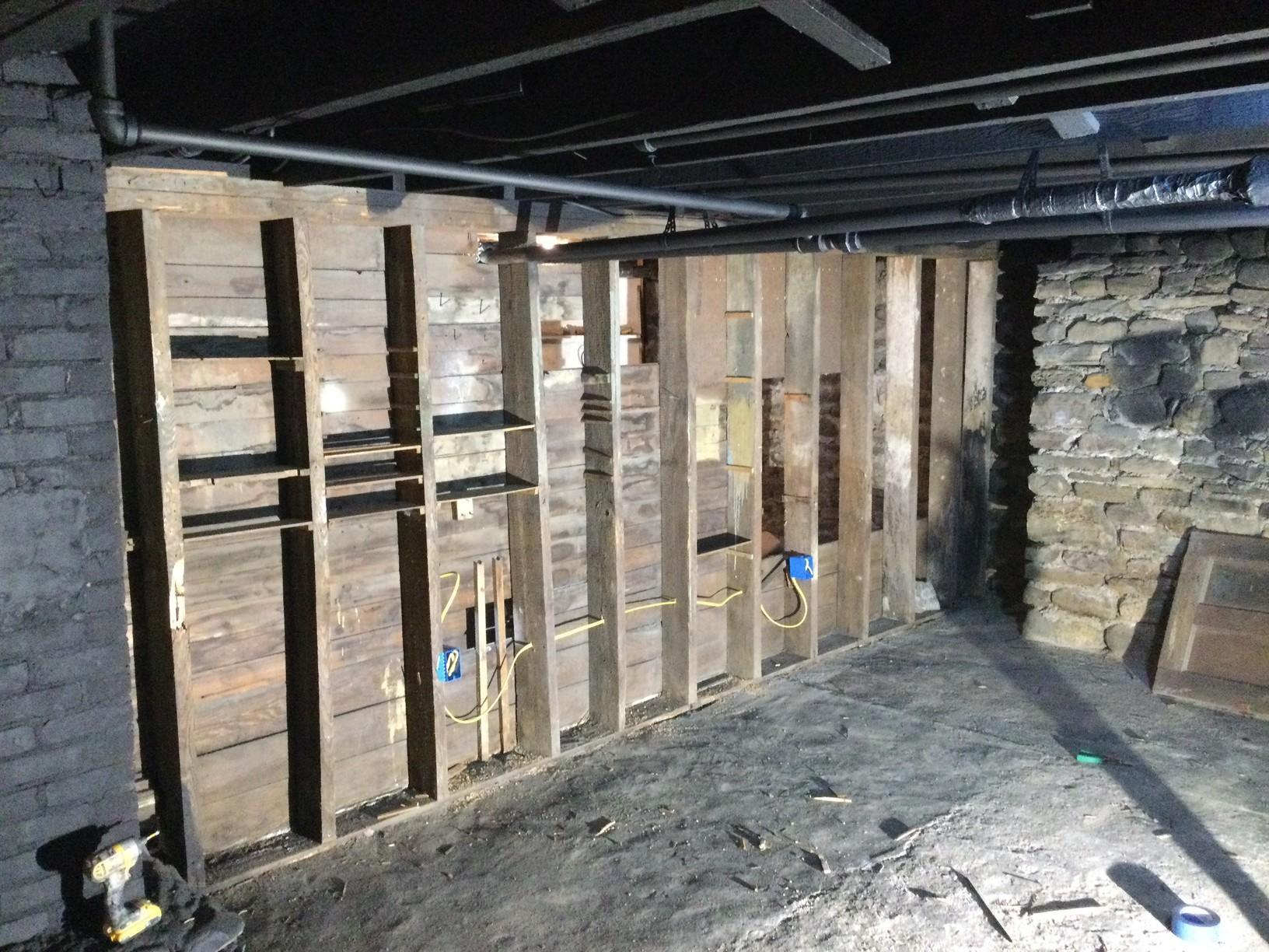 Day 1 - The Original Walls