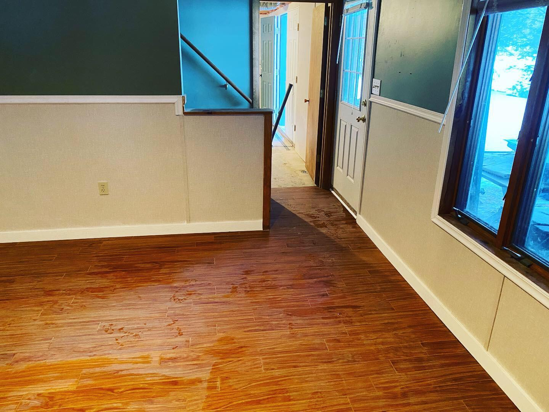Waterproof Flooring in New Hampton, New Hampshire.