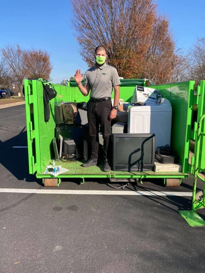 Celebrating America Recycles Day 2020!