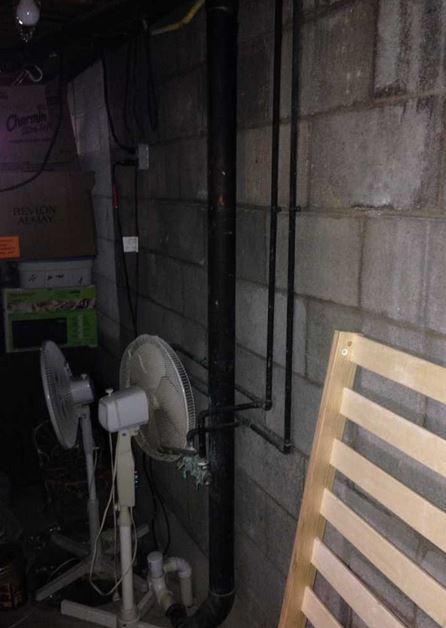 Bad Basement Walls