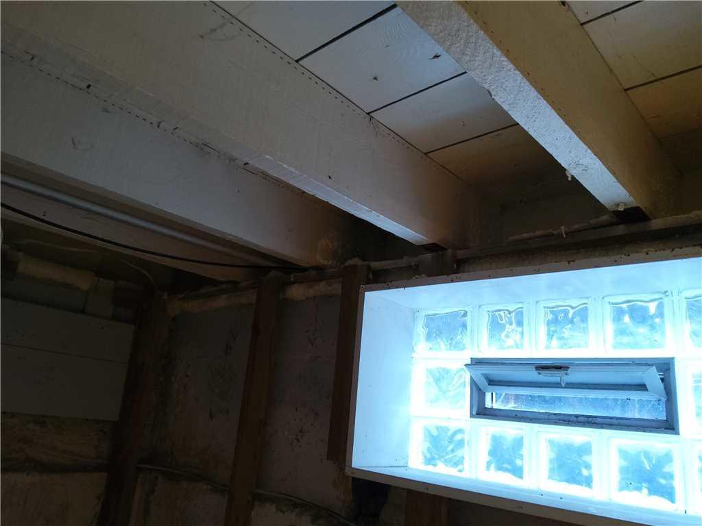 Regular Basement Windows Allow Water, Cold Air into Basement