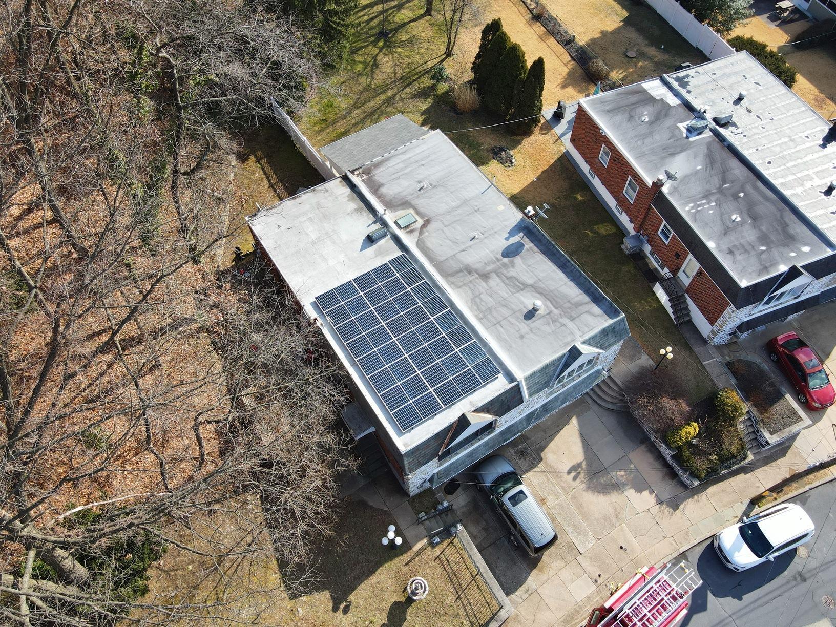John's Solar Installation Done in Philadelphia, Pa