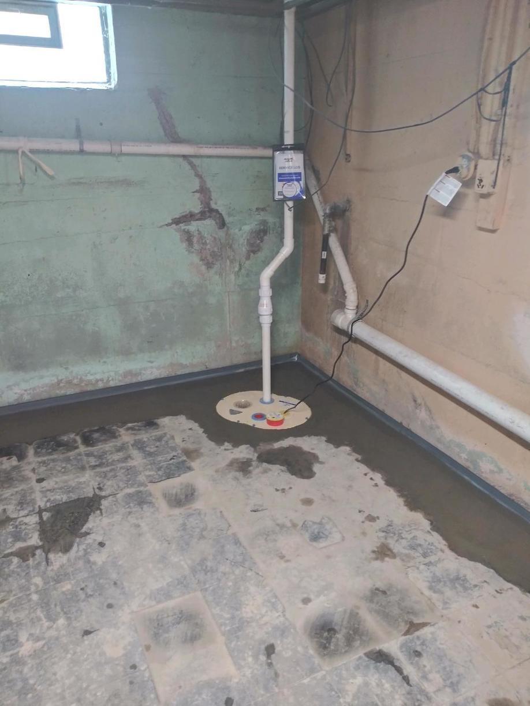 Basement Water Gone
