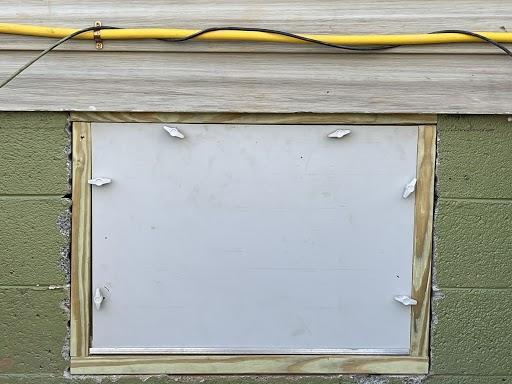New crawl space doors are inexpensive, easy to install and keep your home looking great.