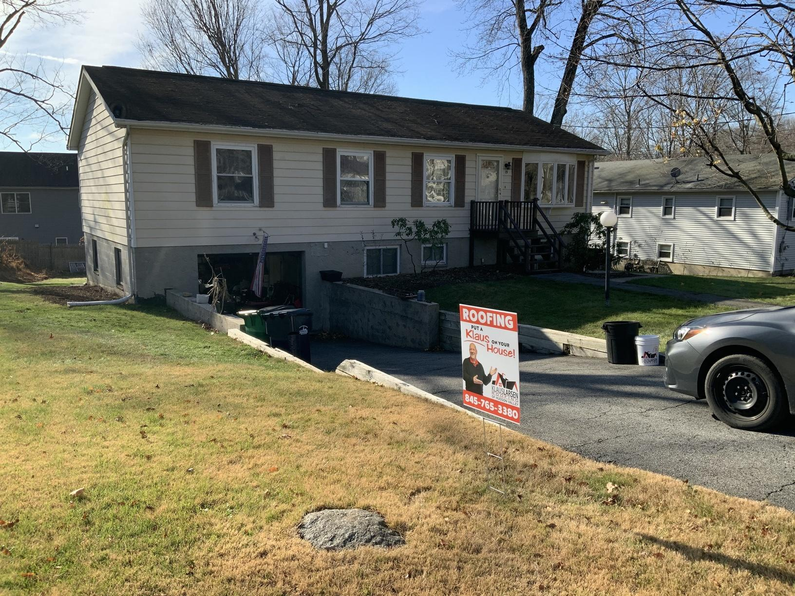 Roof in Need of Replacement in Garrison, NY