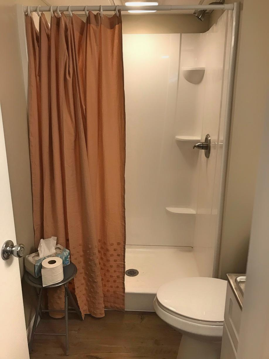 New and Improved Bathroom