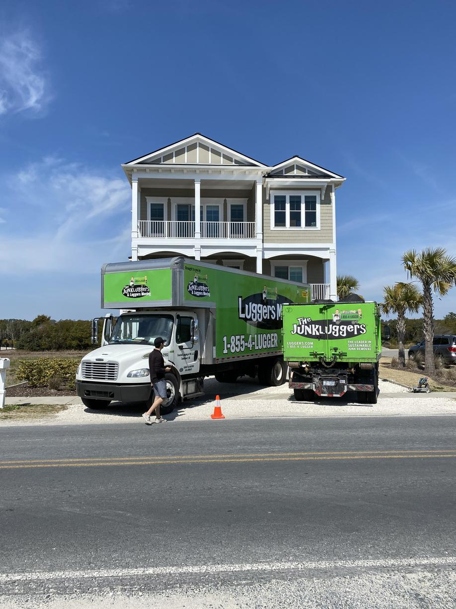 The Junkluggers & Luggers Moving in Ocean Isle Beach, NC