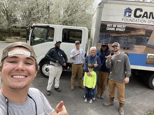 Happy Customer in Lincolnton, NC